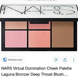 Nars Virtual Domination Cheek Palette